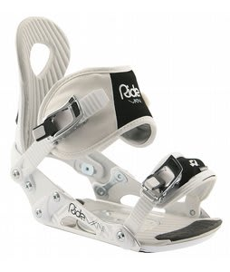 Ride VXN Snowboard Bindings White