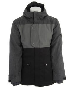 Ride Wedgwood Snowboard Jacket Black