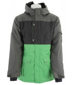Ride Wedgwood Snowboard Jacket Green