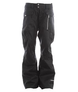 Ride Westlake Snowboard Pants Black Twill