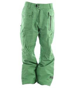 Ride Westlake Snowboard Pants Green Slub