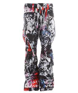 Ride Westlake Snowboard Pants Spaceknuckle Print