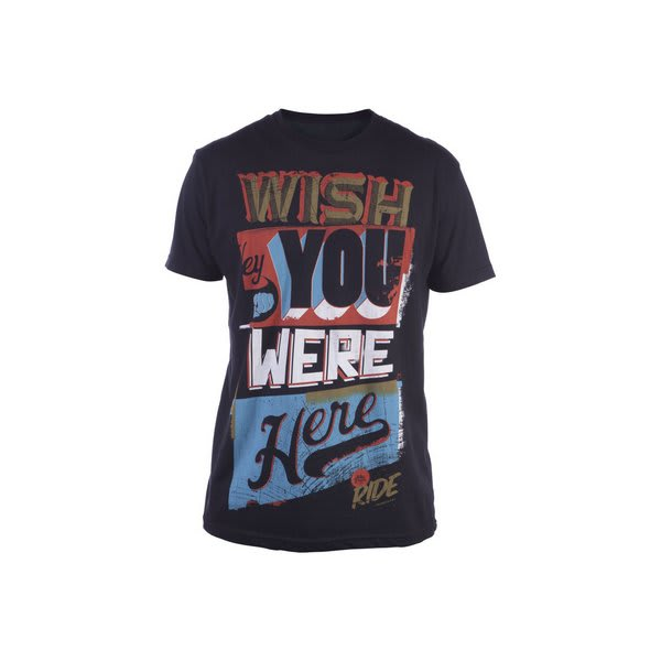 Ride Wish You Were Here T-Shirt