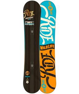 Ride Wild Life Snowboard 151