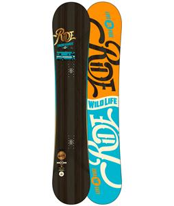Ride Wild Life Snowboard 164