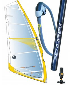 Bic Cruiser 5.0 Windsurfing Rig