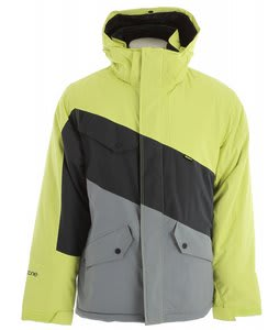Ripzone Bender Snowboard Jacket Sulphur/Carbon/Silverado
