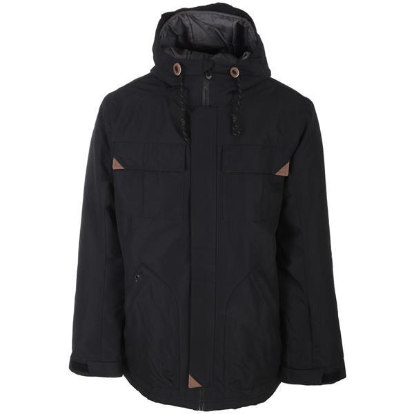 Ripzone Backburn Insulated Snowboard Jacket
