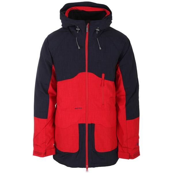 Ripzone Capital Color Block Snowboard Jacket
