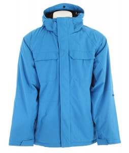 Ripzone Comp Snowboard Jacket Electric Blue