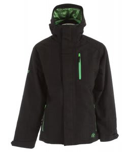 Ripzone Cyclone Snowboard Jacket Black