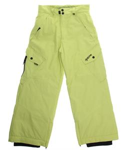 Ripzone Strobe Snowboard Pants Sulphur