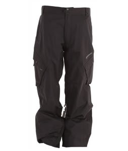 Ripzone Strobe Snowboard Pants Black