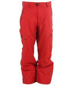 Ripzone Strobe Snowboard Pants Crimson