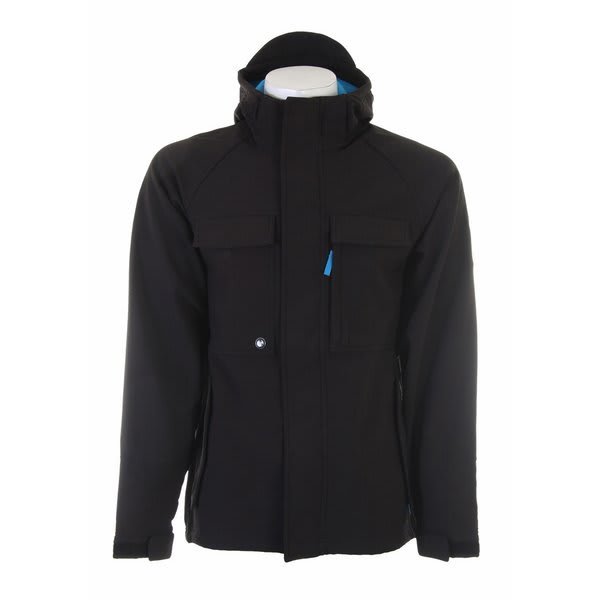 Ripzone Trilogy Softshell Jacket