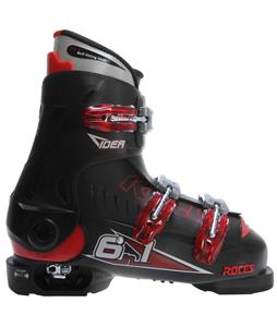 Roces Idea Ski Boots Black