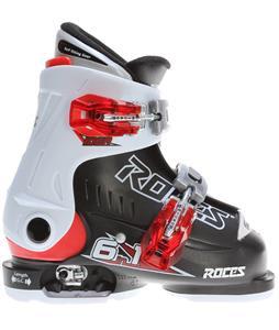 Roces Idea Ski Boots Black/White/Red