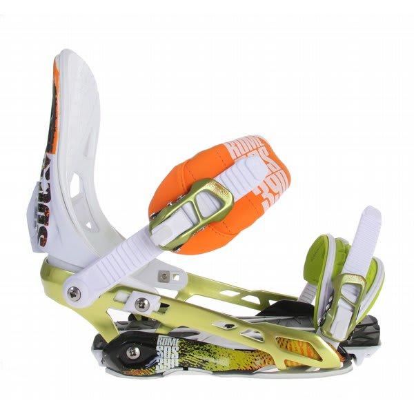 Rome 390 Snowboard Bindings
