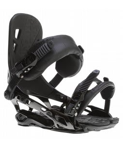 Rome 390 Snowboard Bindings Black