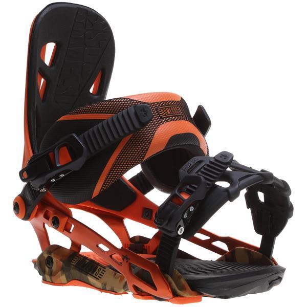 Rome 390 Boss Snowboard Bindings