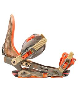 Rome 390 Boss Snowboard Bindings Hunter