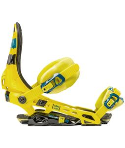 Rome 390 Snowboard Bindings Lime
