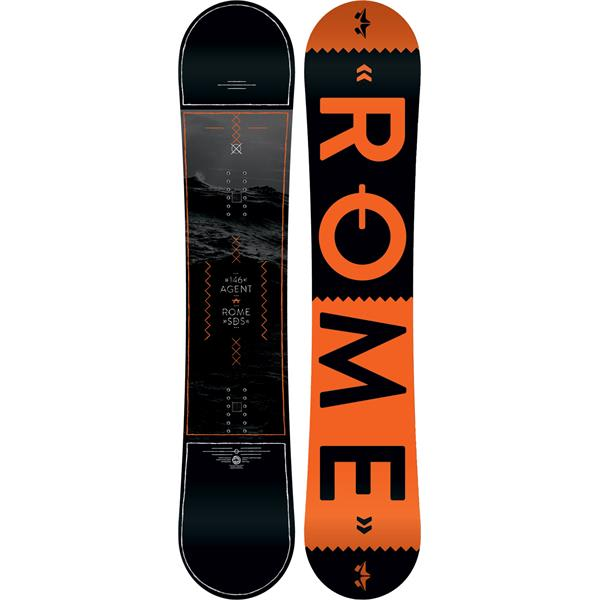 Rome Agent Blem Snowboard