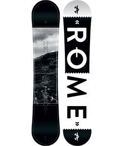 Rome Agent Rocker Midwide Blem Snowboard