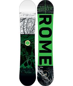 Rome Agent Rocker Midwide Snowboard