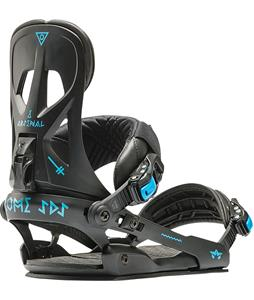 Rome Arsenal Snowboard Bindings Black