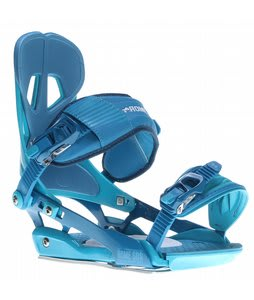 Rome Arsenal Snowboard Bindings Blue
