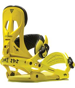 Rome Arsenal Snowboard Bindings Lime