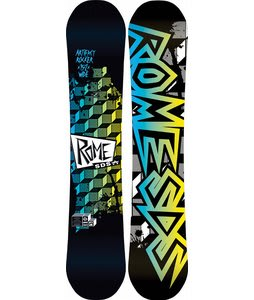 Rome Artifact Rocker Wide Snowboard 152