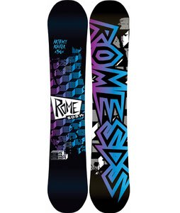 Rome Artifact Rocker Snowboard 156