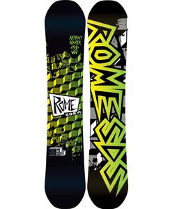 Rome Artifact Rocker Wide Snowboard 158