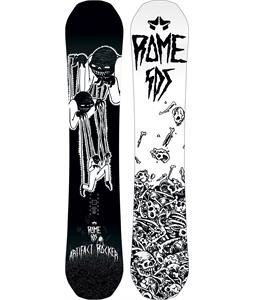 Rome Artifact Rocker Midwide Snowboard