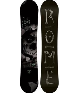 Rome Artifact Rocker Wide Snowboard