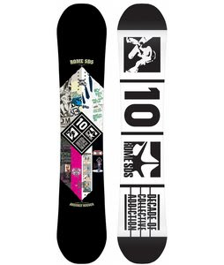 Rome Artifact Rocker X Snowboard 153