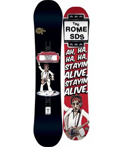 Rome Artifact Snowboard 144