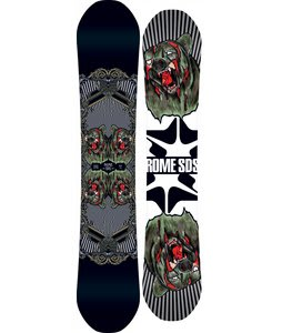 Rome Bjorn Mod Snowboard 156