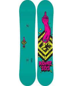 Rome Boneless Snowboard 150