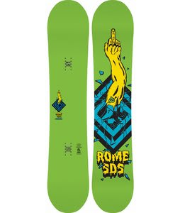 Rome Boneless Midwide Snowboard 150