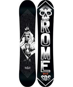 Rome Boneless Midwide Snowboard 150