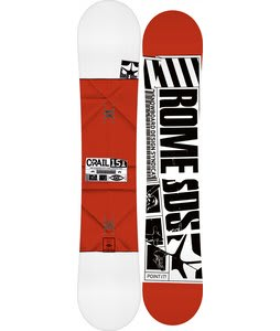 Rome Crail Snowboard
