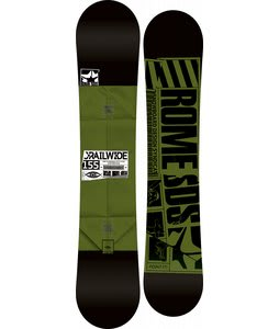 Rome Crail Wide Blem Snowboard 155