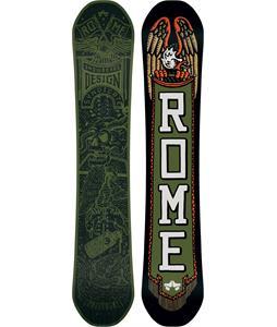Rome Crossrocket Snowboard