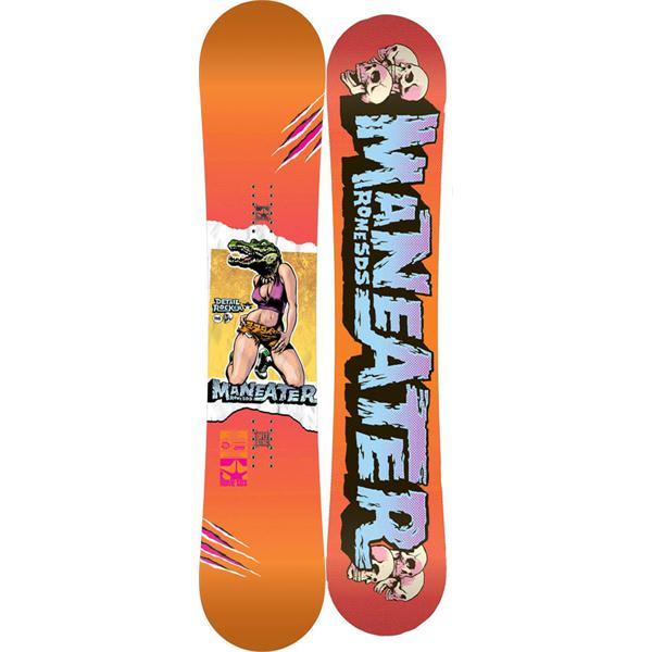 Rome Detail Rocker Snowboard
