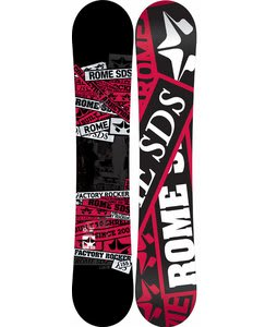 Rome Factory Rocker Snowboard 155