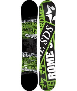Rome Factory Rocker Snowboard 158