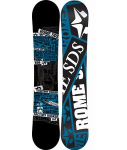 Rome Factory Rocker Snowboard 161